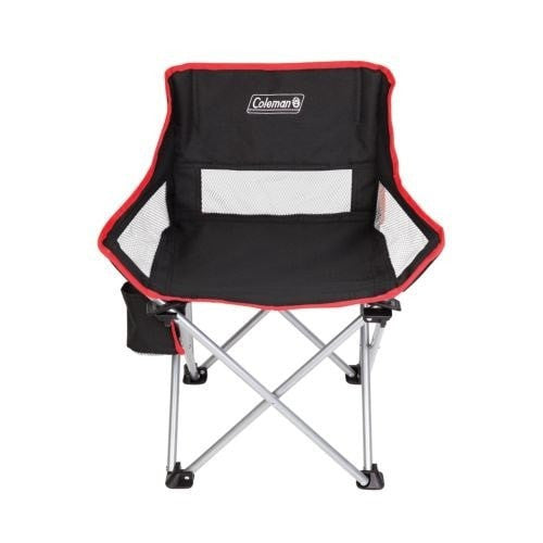 Coleman Youth Scoop Quad Fold Chair