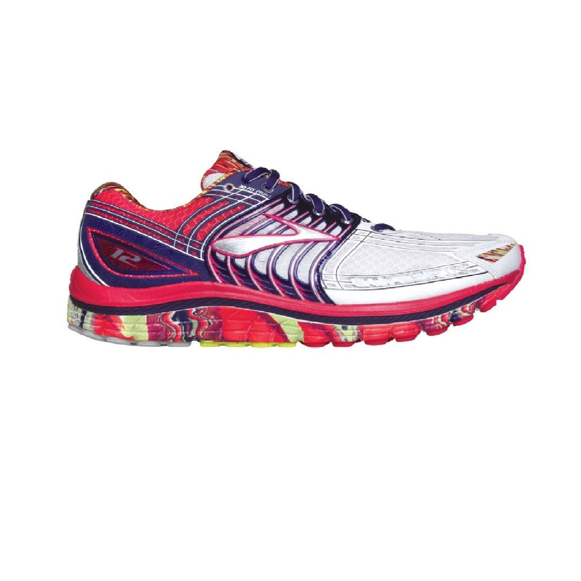 Ladies Brooks Glycerin 12 Running Shoe