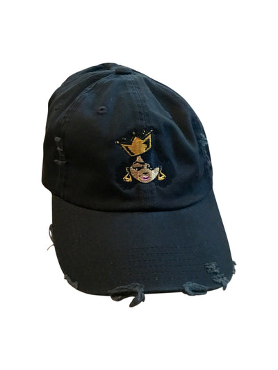Embroidered Signature Kurrencii™ Queen Hat
