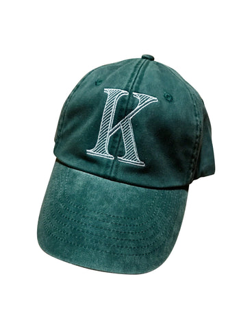 "Embroidered Kurrencii™ Krinks ""Big K"" Hat"
