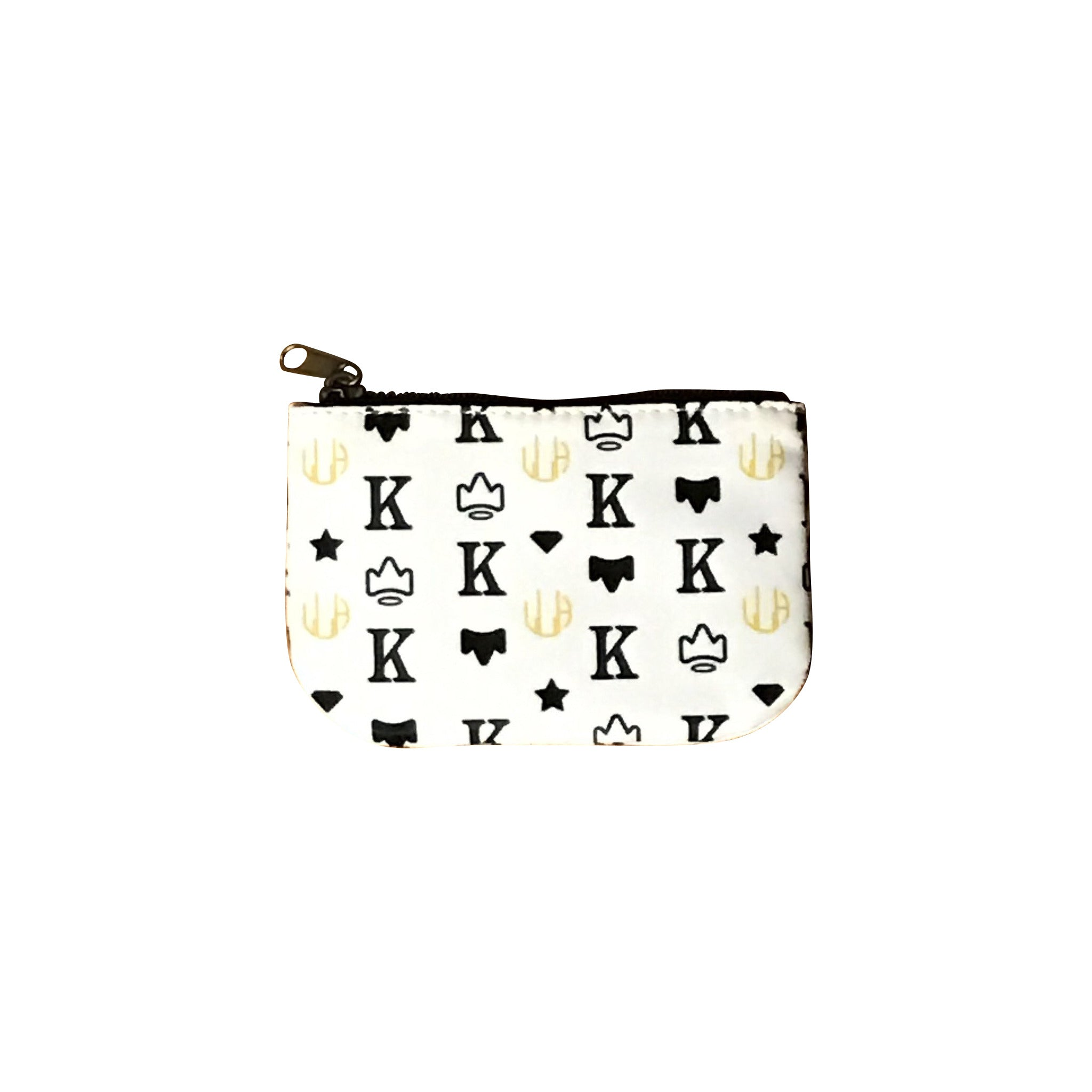 Kurrencii™ Monogram Coin Pouch
