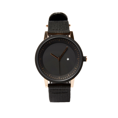 Dixon Watch - Black Nato - 42mm