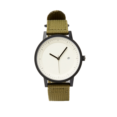 Earl Watch - Olive Nato - 42mm