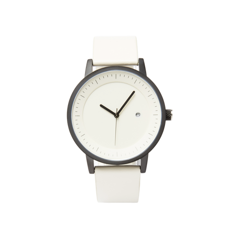Earl Watch - White - 42mm