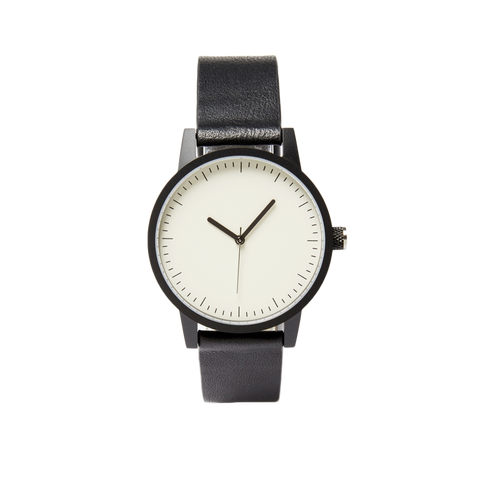 Kent Watch - Black / White - 38mm