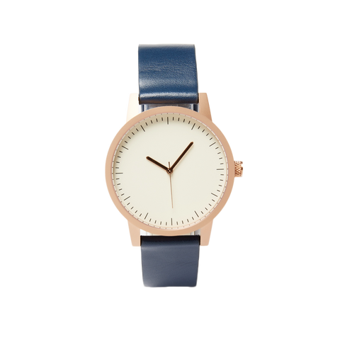 Kent Watch - Gold / Navy - 38mm
