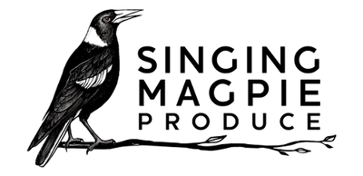 Singing Magpie Produce logo
