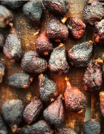 Black Genoa Semi Sun-Dried Figs