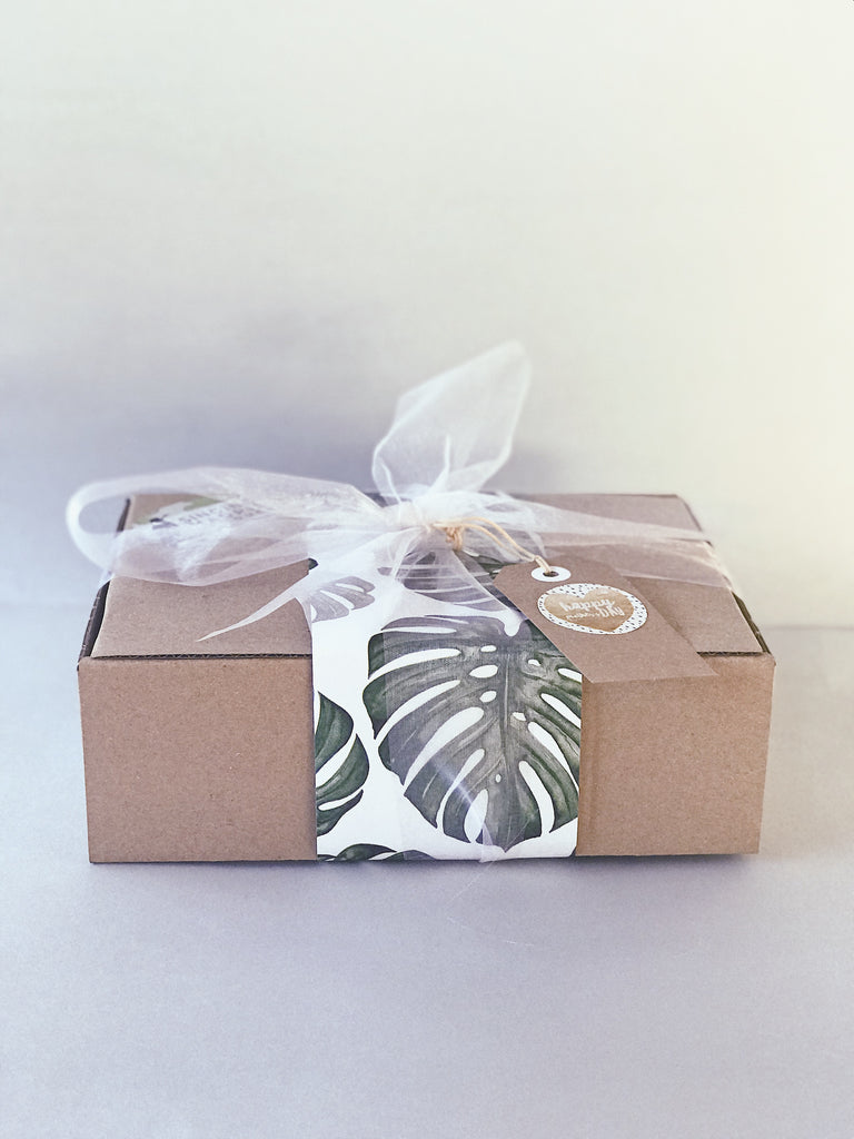 Easter Gift Box with a new SUPER freebie for you...chocolate of course