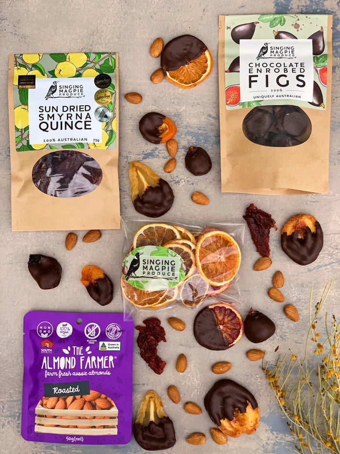 A. Spring Survival Pack- Chocolate Figs and Melange (GST incl)