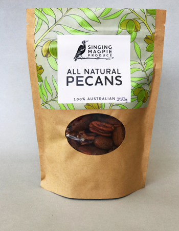 All Natural Pecans