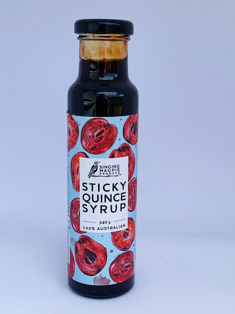A. Sticky Quince Syrup 340g
