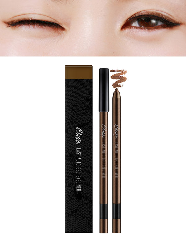 BBIA - Last Auto Gel Eyeliner Basic 02 Mellow Brown