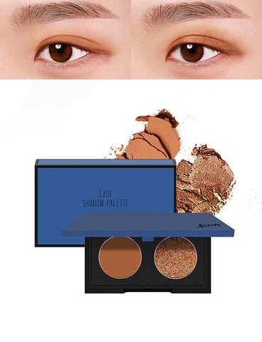 BBIA - LAST SHADOW PALETTE 04 SOCIABLE DUO