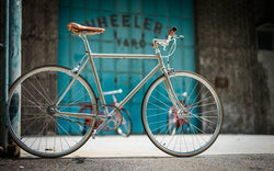 C6-01 Chrome Moly City Bike