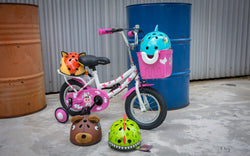 "Kids 12"" Bike Pink (Bundle with helmet)"