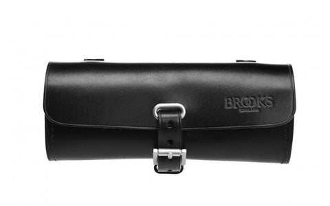 Brooks Challenge small tool bag (Black/honey)