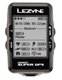 Lezyne Super GPS Bundle