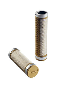 Brooks Cambium comfort grips 130mm x 2 (Black/natural)