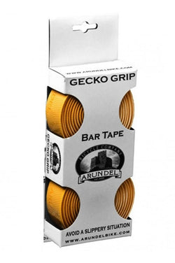 Arundel Bike Gecko grip bar tape (Yellow)