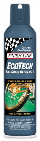 Finish line eco tech bike chain degreaser 355ml