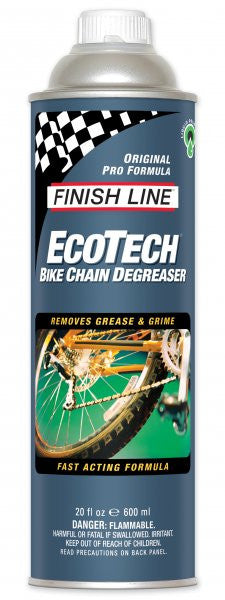Finish line eco tech bike chain degreaser 600ml