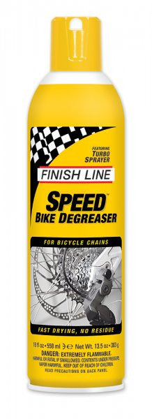 Finish line speed bike degreaser 558ml