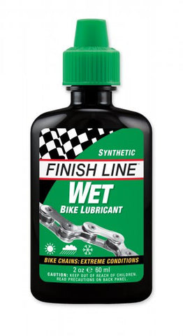 Finish line Synthetic wet bike lubricant 2oz