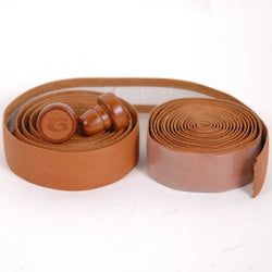 GYES leather bar tape (Honey)
