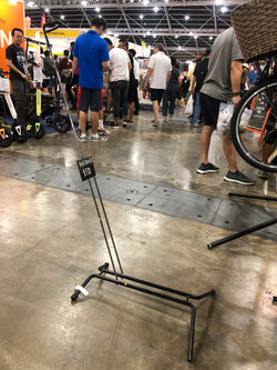 Bike stand for road bike