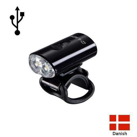 D-light rechargeable front light CG-211W