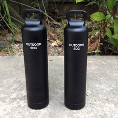 Super Strong Waterproof Mini EDC Bottle for Storage