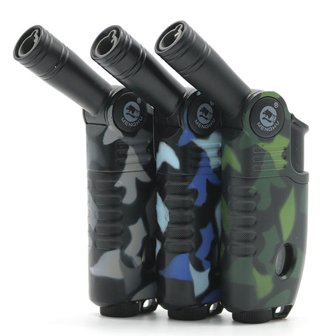 Camouflage Torch JET 1300 Butane Lighter