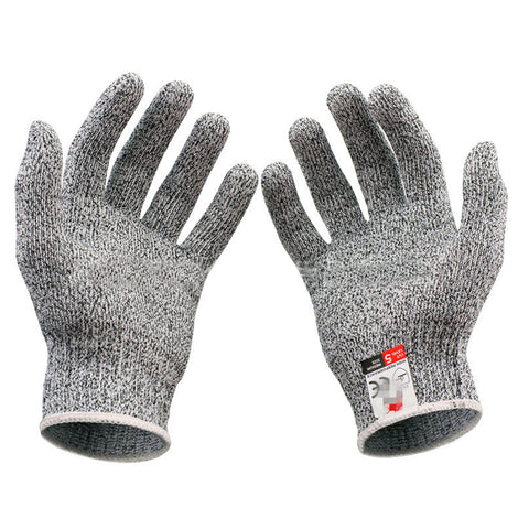 Level 5 cut-resistant safety gloves