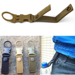 MOLLE Carabiner Water Bottle Clips/ Hooks