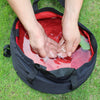 Image of 8.5L Portable Ultra-light Folding Water Washbasin
