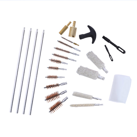 Universal Gun Cleaning Kit With Storage Case