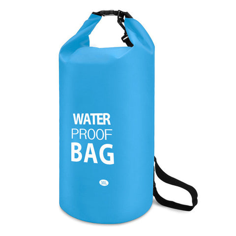 30L Outdoor Waterproof Dry Floating Storage Bag