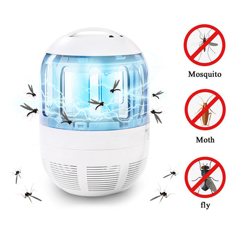 Electronic Ultra Silent LED UV Mosquito Trap
