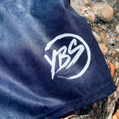 YBS Deep Blue Boardies