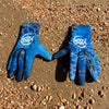 YBS DIVING GLOVES - Blue Bone