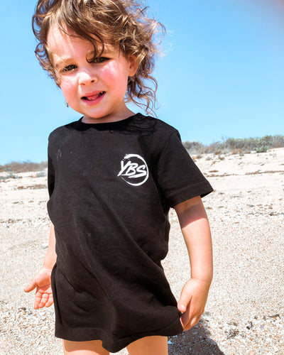 Groms Secret Sauce Tee (Black)