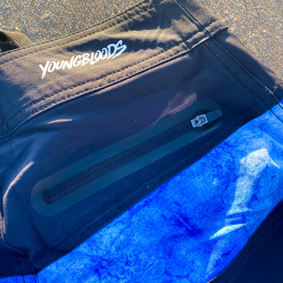 Groms Deep Blue Boardies