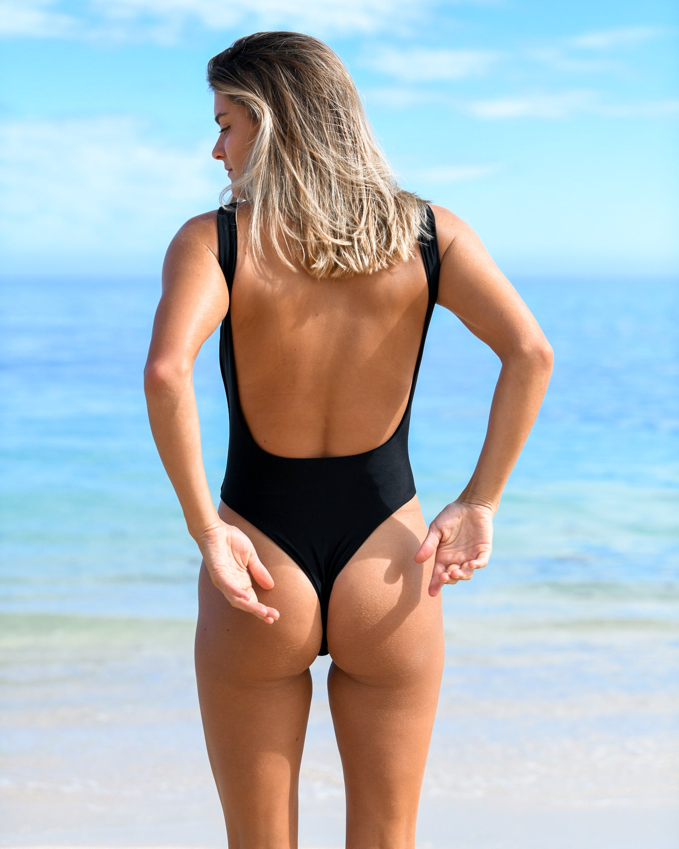 YBS Swim Marin One Piece