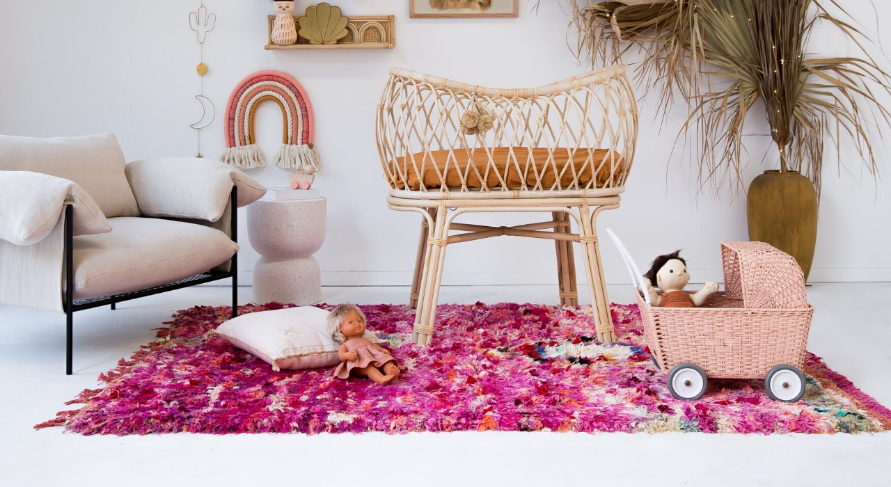 Nursery + Playroom Rugs