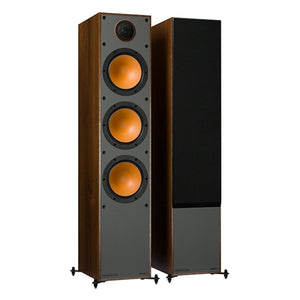 Monitor Audio Monitor 300 Floorstanding Speakers Walnut