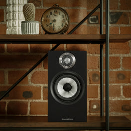 Bowers & Wilkins 607 S2 Bookshelf/Surround Speaker (Pair)