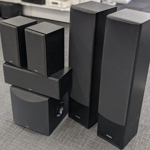Yamaha 'Stay at Home' 5.1 Speaker Pack