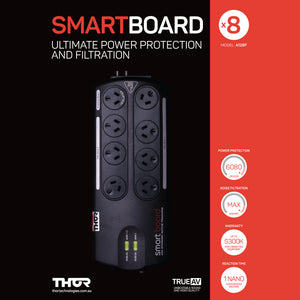 Thor A12BF – SMART BOARD 8