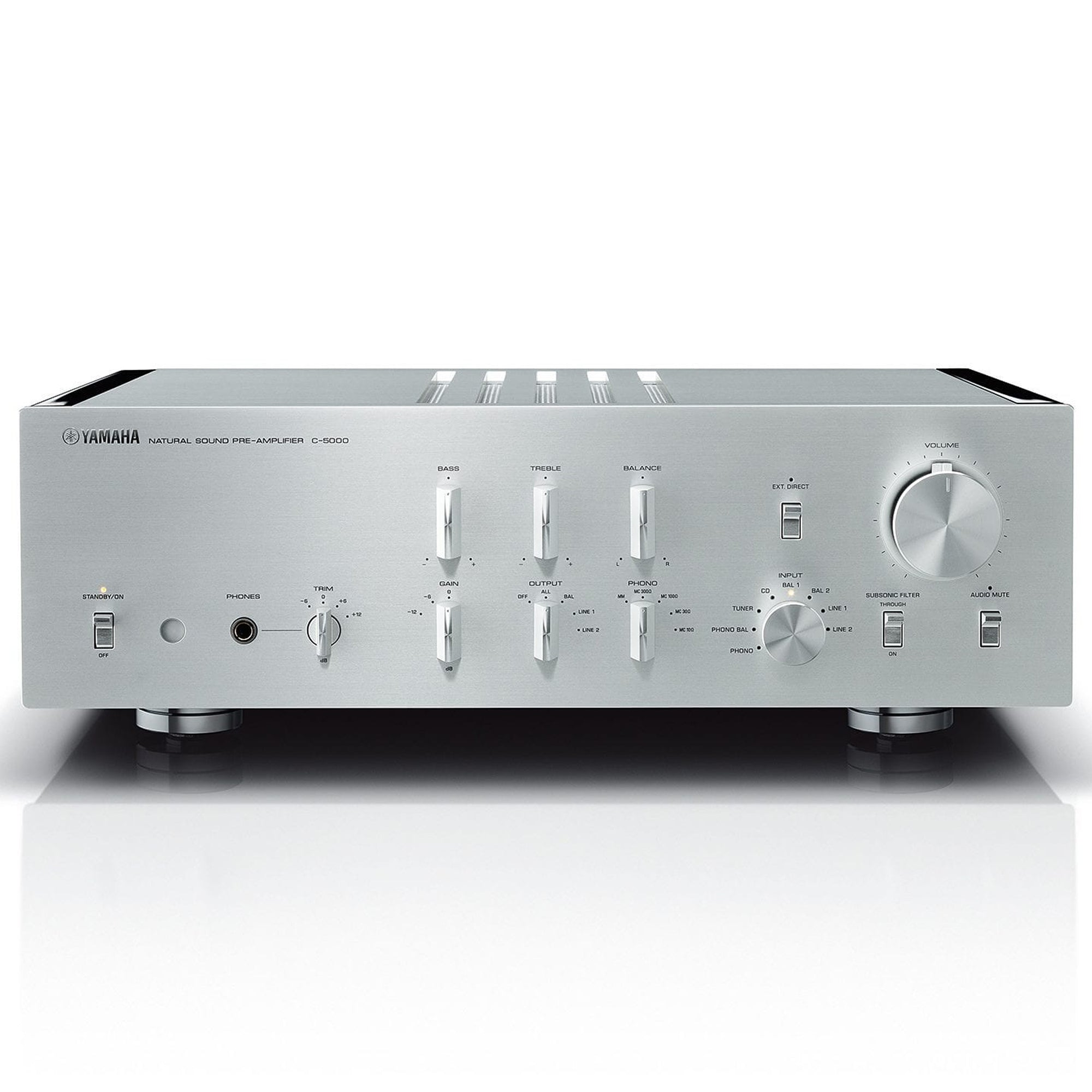 Yamaha C-5000 2-Channel Pre-Amplifier